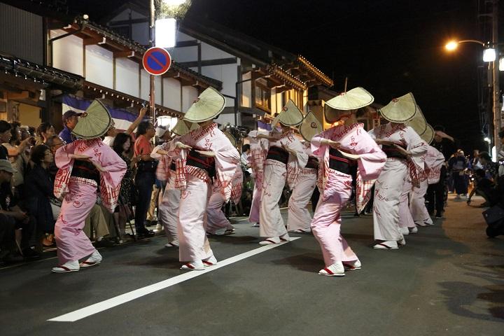【モニターツアー】富山県を代表するお祭り「おわら風の盆」を観に行きませんか?