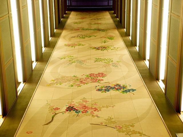 加賀屋湯番頭と行く『館内は美術館ツアー』のご案内【11/26は除外日となります】