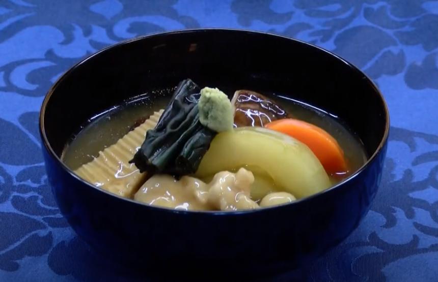 【おうちで加賀屋 #17】ご自宅でお料理を『加賀野菜の夏じぶ煮』のレシピをご紹介