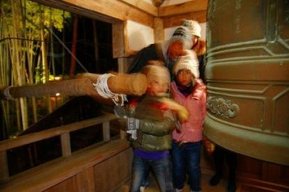 和倉温泉で過ごす年末年始に除夜の鐘・初詣はいかがですか?