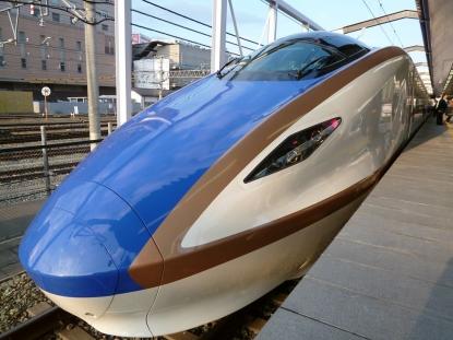 2015年3月14日 北陸新幹線金沢開業!