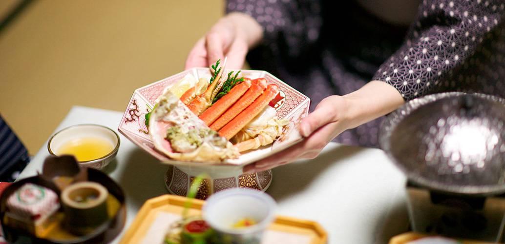 The traditional taste of Kagaya